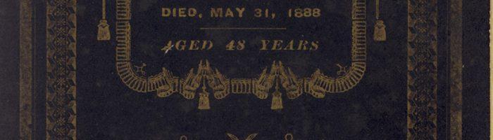 Mary-Ann Onley Memorial Card
