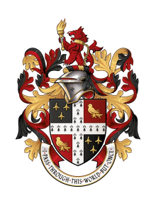 Photo of a Coat of Arms